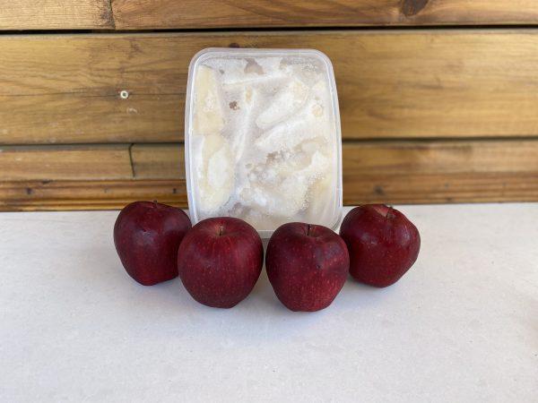 תפוח קפוא משק 77